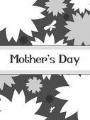 Illustration for mother's day celebration — Stock Vector