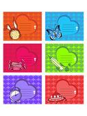 Illustration for children's day — Stock Vector