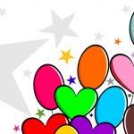 Illustration for happy children's day celebration — Stock Vector #5614009
