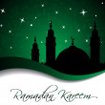 Vector illustration for Ramadan Kareem. — Stock Vector