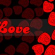 Royalty-Free Stock Vectorafbeeldingen: Beautiful illustration for love
