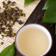 Green tea — Stock Photo #5544813