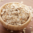 Oat flakes — Stock Photo #5904111