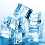 Melting ice cubes — Stock Photo #6114512