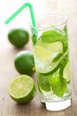Mojito cocktail — Stockfoto