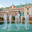 Kadriorg palace — Stock Photo #6699895
