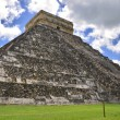 Chichen ItzPyramid, Wonder of World, Mexico — Stock Photo #6266552