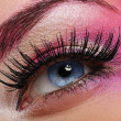 Make-up of a beautiful woman eye — Stock Photo #5441746