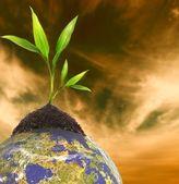 Salvar el planeta — Foto de Stock