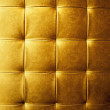 Abstract golden fabric texture — Stock Photo