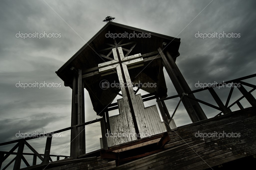 Old church — Stock Photo #5893626