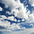 Cloudscape — Stock Photo #6228636