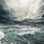 tempestade do oceano — Fotografia Stock  #6229772
