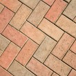 Sidewalk tile — Foto Stock