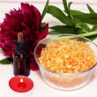 Aromatherapy set — Stock Photo