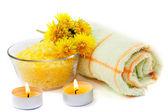 Aromaterapi set — Stockfoto