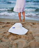Summer Hat — Stock Photo
