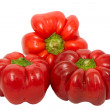 Stock Photo: Red paprika