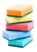 губки кухонные — Стоковое фото
