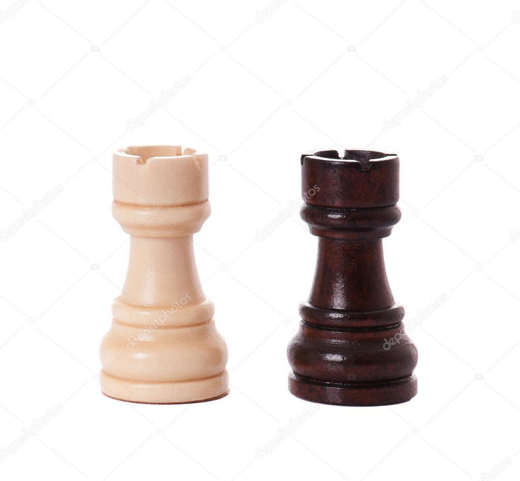 チェスの駒– ストック画像