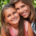 Happy sisters — Stock Photo #6645827