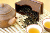 Chinese tea — Stock Photo