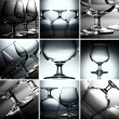 Cognac glass — Stock Photo #6696567