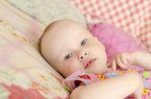 Baby... — Stock Photo