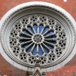 Royalty-Free Stock Photo: Window in Basilica of Saint Anthony of Padua