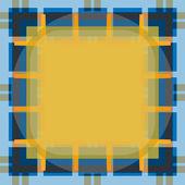 Abstract geometric design texture — Stock Photo