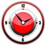 Elegant Clock — Stock Photo