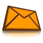 Envolvente de correo — Foto de Stock