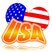 América — Foto de Stock