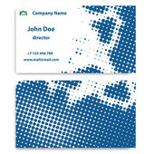 Business card — 图库矢量图片