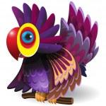Parrot — Stock Vector #6072305