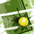 Tennis — Vector de stock #6248525