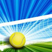 Tennis — Stock Vector