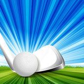 ゴルフのテクスチャ — ストックベクタ