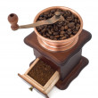 Royalty-Free Stock Photo: Coffee mill