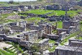 Ruiny starověkého města — Stock fotografie
