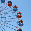 Ferris wheel — Stock Photo #6387847