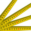 Measuring tape - Foto Stock