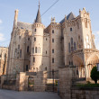 Episcopal Palace in Astorga — Foto Stock #6499987