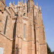 The Cathedral of Astorga - Stock Photo