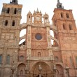 The Cathedral of Astorga — Stock Photo #6500742