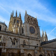 Burgos cathedral — Stockfoto