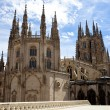 Burgos cathedral - Stock Photo