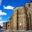 Church of Santa Maria, Boadilla del Camino, Spain — Stock Photo