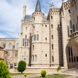 Episcopal Palace in Astorga — Stockfoto #6503482