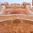Portal of the Astorga cathedral — Stock Photo #6505709